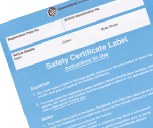 Safety Certificates.
