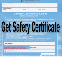 Queensland Safety Certificate Inspection Guidelines