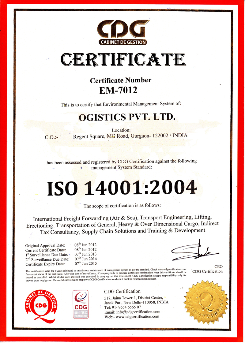 Iso 9001 Certificate Sample | certificates templates free